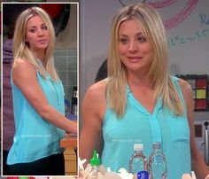 The Big Bang Theory Fashion and Outfits | WornOnTV Mobile this site is amazing has outfits from all kinda of shows!