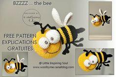 New free pattern by Little Inspiring Soul