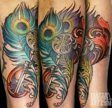 tattoo plume de paon - Recherche Google