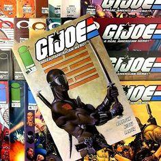 GI Joe 25 Issue Complete Series 2001 Image Comics 1-25 VF NM Snake Eyes Image Cover, Snake Eyes, Image Comics, Gi Joe, Hero, Ebay, American, Book