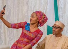"""""""I Can't Describe The Love Daddy Has For Nigeria & Her People"""" - Zahra Buhari"""