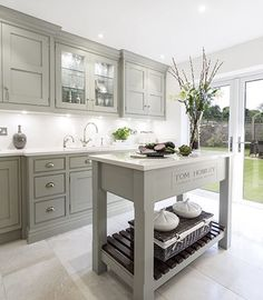 Trendy Kitchen Island Design With Seating Bar Stools Family Kitchen, New Kitchen, Kitchen Small, Kitchen White, Small Kitchen Islands, Narrow Kitchen Island, Ikea Island, 1950s Kitchen, Awesome Kitchen