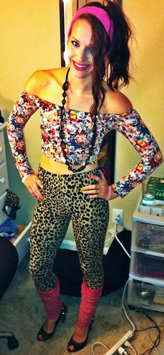 Cute outfit ideas – eighties outfits that actually make sense in 2019 Eighties Outfits, 80s Party Outfits, 80s Outfit, Hot Outfits, 80s Party Costumes, 80s Costume, Spring Fashion Outfits, 80s Fashion, Fashion Tips