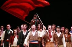 "DAT FLAG | Community Post: 24(601) Signs That You Love ""Les Miserables""- oh how I love that red flag. Gives me chills. This whole post is awesome. Lol"
