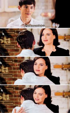 Awesome Regina and Henry (Lana and Jared) #Once #S6 E8 #IllBeYourMirror aired Sunday 11-13-16