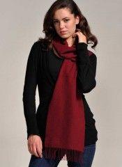 #MaroonScarf At #VeryPashmina