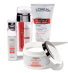 L'Oreal Revitalift Bright Reveal Collection