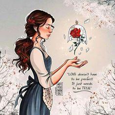 Super quotes disney beauty and the beast fan art ideas Disney Fan Art, Disney Pixar, Disney Amor, Disney Princess Quotes, Film Disney, Disney And Dreamworks, Disney Magic, Disney Characters, Disney Princess Belle