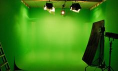 In Australia, You can hire most demandable green screen studio easily.
