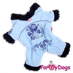 ForMyDogs Warm Overall Lilly