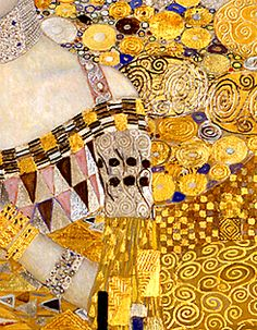 klimt adele original close up - Google Search