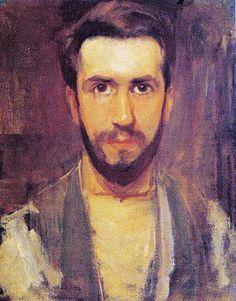 Esta obra es como el retrato de van gogh como se dice no todo el arte es original