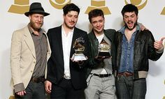 Adele and Mumford and Sons win at the Grammys | Radio Times