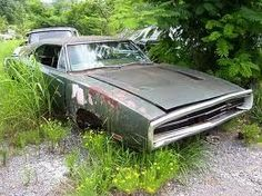 Charger Junkyard Cars, Rust Never Sleeps, Car Barn, Rust In Peace, Dodge Chargers, Rusty Cars, Abandoned Cars, Car In The World, Barn Finds