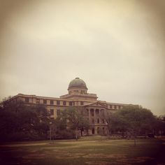 Academic Building at Texas A&M University