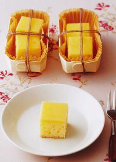 レモンカードケーキ のレシピ・作り方 │ABCクッキングスタジオのレシピ   料理教室・スクールならABCクッキングスタジオ