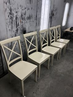 Dining Chairs, Furniture, Home Decor, Projects, Dinner Chairs, Homemade Home Decor, Dining Chair, Decoration Home, Room Decor