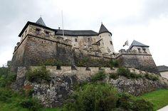 Burg Hochosterwitz, Kärnten, Østerrike. Foto: Arnold Weisz ©