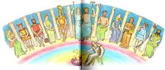 D'Aulaire's Greek Myths