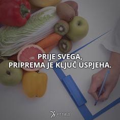 ...i ne zaboravi na organizaciju! Ako imaš sve isplanirano, ništa te ne može iznenaditi! ;) Pear, Apple, Fruit, Food, Fitness, Apple Fruit, Essen, Meals, Yemek