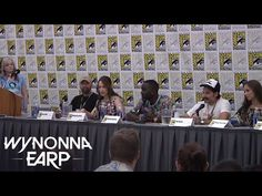 WYNONNA EARP | Full Panel - San Diego Comic-Con 2016 | SYFY - YouTube