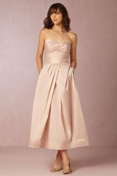 Like the top and skirt detail, not so much the color. Salene Taffeta Corset & Salene Taffeta Skirt