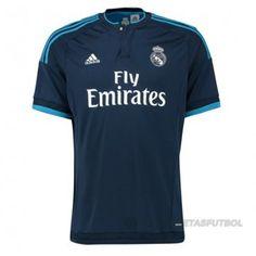 Tailandia Camiseta del Real Madrid 3ª Equipación 2015 2016 http   www. 0936cb70134af