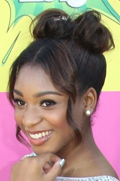Normani Kordei (March 31, 1996) American singer and songwriter, known from girl group Fifth Harmony.
