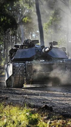 Abrams M1A1 AIM, tank, US Army: