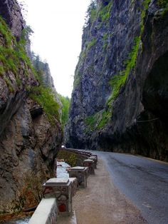 Bicaz Canyon, Romania