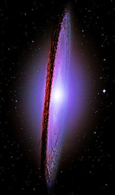 "Hubble Space Telescope ""The Majestic Sombrero Galaxy"" Distance to Earth: million light years. Apparent mass: billion M☉ Constellation: Virgo Photo By: NASA Hubble Space Telescope Cosmos, Hubble Space Telescope, Space And Astronomy, Space Planets, Constellations, Sombrero Galaxy, Galaxy Photos, Space Photos, Nasa Space Pictures"