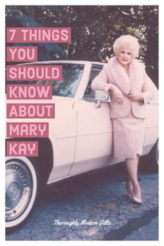 7 Things You Should Know About Mary Kay, #marykay, #cosmetics, #skincare, www.moderngillie.com