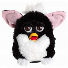 Ferbies. these annoying things, why were they cool? lol