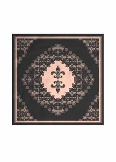 Cashmere Silk Scarf - Apparition Scarf by VIDA VIDA AVHHb