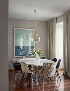 Interiors | By Cristina Jorge de Carvalho Interior Design | Residences | Living Room | Lisbon Apartment