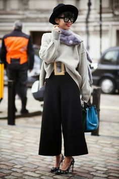 Culottes | Street style
