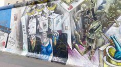 East Side Gallery East Side Gallery, Berlin, Street Art, Painting, Tips, Nice Asses, Painting Art, Paintings, Painted Canvas