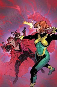 Wanda in Jean Grey #7
