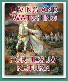 Jesus loves horses too! The Conqueror Jesus will ride in on a white horse as the Conqueror! Bible Pictures, Jesus Pictures, Image Jesus, Saint Esprit, Templer, Bride Of Christ, Jesus Is Coming, Prophetic Art, Lion Of Judah