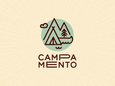 CAMPAMENTO logo