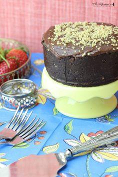 Chocolate cake strawberry sauce recipe