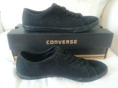 Basket Converse Noires