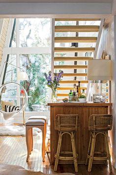 Ideas from designer Lisa Sherry's one-of-a-kind Bald Head Island, North Carolina beach house