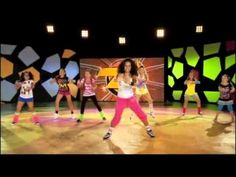 Zumba for kids.   This would be fun to teach.    #zumba   #zumbatomic  #zumbafitness    Zumbatomic promo   Medium