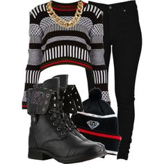 When you're ready , come and get it., created by cheerstostyle on Polyvore
