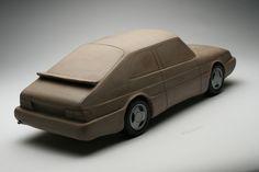 Physical Model Samples by Dan Cushman, via Behance