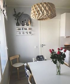 Pilke 60 in natural birch in the pretty home of ☺️✨ Design Tuukka Halonen. Nordic Lights, Room, Home Decor Decals, Pretty House, Home Decor, Room Inspiration, Lights, Dining Room Inspiration, Inspiration