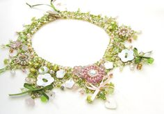 MADE TO ORDER  Marie Antoinette Collar by nemeton on Etsy, £187.50