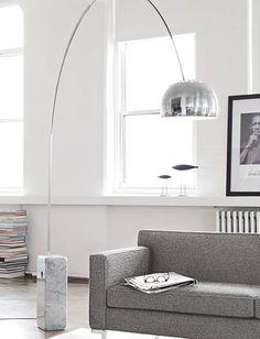 arco lampe inspirierende abbild oder afccbadedd