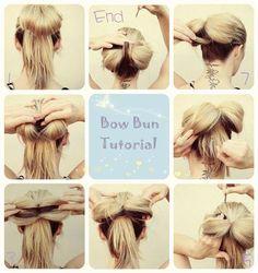 DIY Wedding Hair : DIY Hair Bow